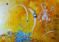 Twitter soprano 280x200cm canvas oil 2016 s.jpg