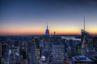 Top of the Rockefeller Center, New York